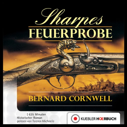 Sharpes Feuerprobe (Richard Sharpe 1) cover art