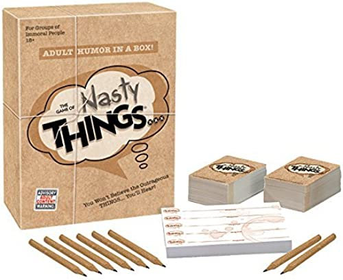 a precios asequibles Nasty Nasty Nasty THINGS... Game by Game of Things  nuevo sádico