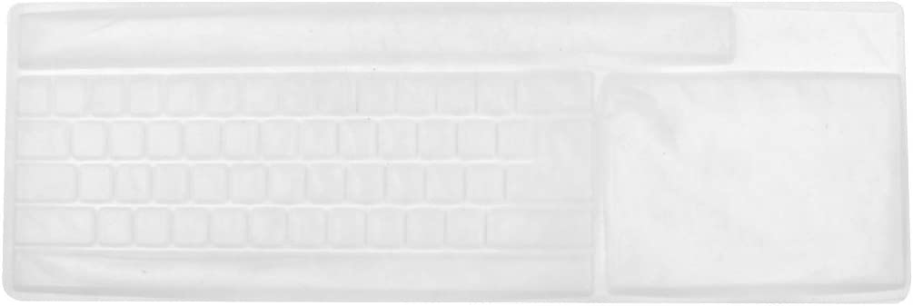 uxcell Desktop Computer Keyboard Flexible Silicone Ranking TOP6 Shield Bombing free shipping Film C