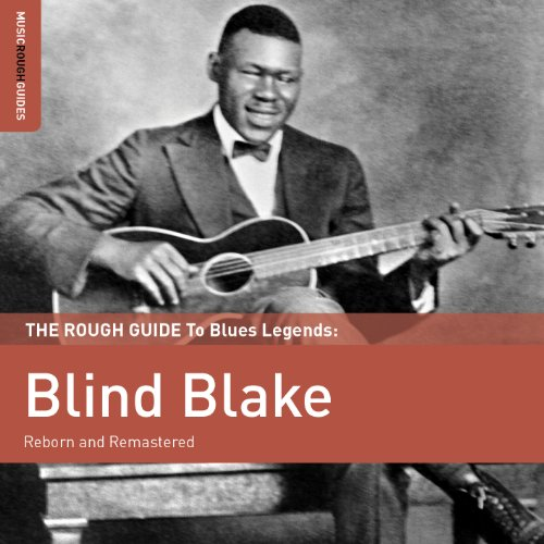 Price comparison product image Rough Guide to Blind Blake