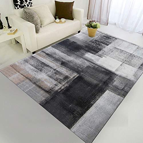 Xiny HAB tafelloper, bank, abstract, modern, Scandinavisch, woonkamer, tapijt 140x200cm B