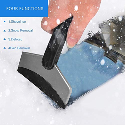 Review Of Udele-Store - New Sale Snow Ice Deicing Scraper Shovel Car Windshield Cleaning & Winter De...