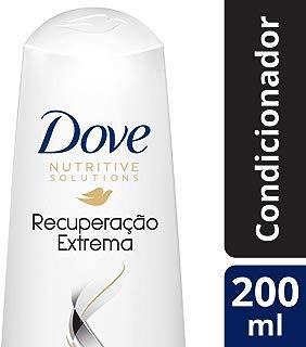 Condicionador Uso Diário 200Ml Recuperação Extrema Unit, Dove
