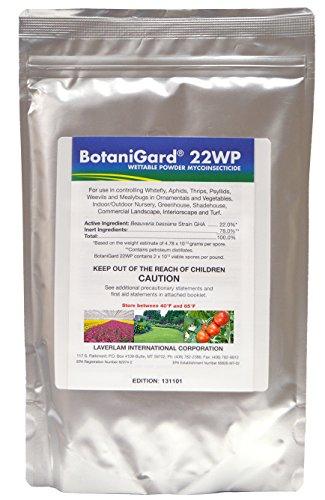 BotaniGard 22WP Biological Insecticide 1lb