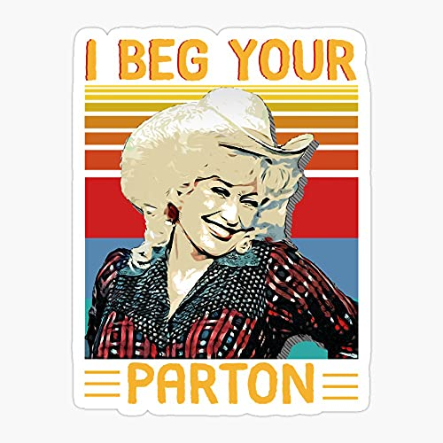 to Do Big Hair Partons Bluebird Your 9 I Beg What Jolene Vintage Parton Would 5 Dolly PCS Cute Vsco Vinyl Aesthetic Waterproof Stickers Laptop Hydroflask Skateboard Computer Stickers