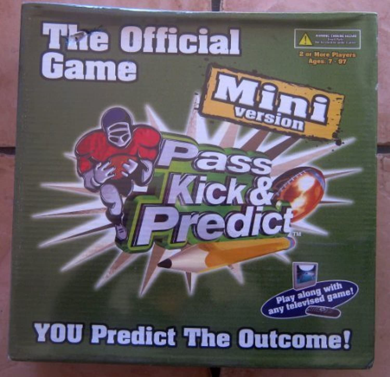 Pass Kick & Predict Mini Version by UPLAYTV