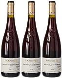 LaCheteau France Loire Valley Vin Saint Nicolas de Bourgueil AOP 75 cl - Lot de 3