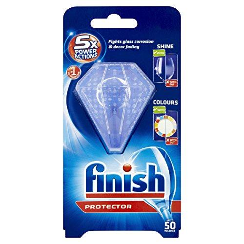 Finish - Protector de cristal y platos (hasta 50 lavados)