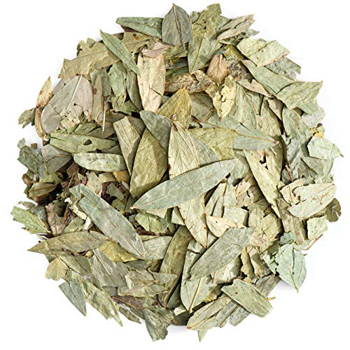 Senna Blätter Bio Kräuter Tee - Ganzes Blatt Fitne Tee - 200g