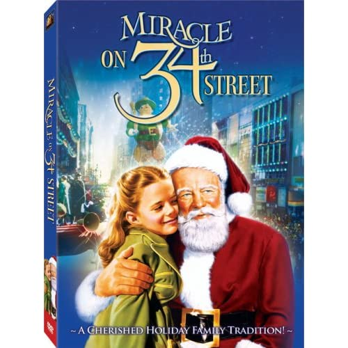 miracle on 34th street 1947 colorized