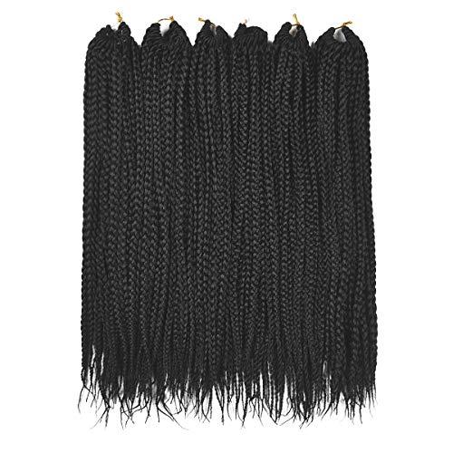 12 inch crochet box braids _image0