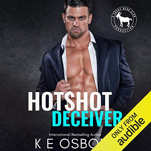 Hotshot Deceiver audiobook cover art