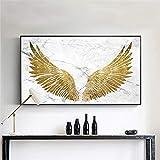 sanzangtang Leinwanddrucke Golden Wing postermodernposter