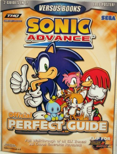 Title: Sonic Advance Sonic Adventure 2 Battle Official P