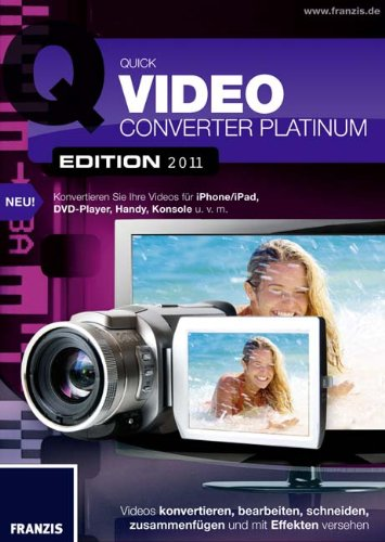 Quick Video Converter Platinum Edition 2011
