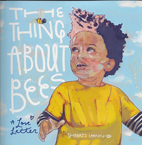 The Thing About Bees cover art