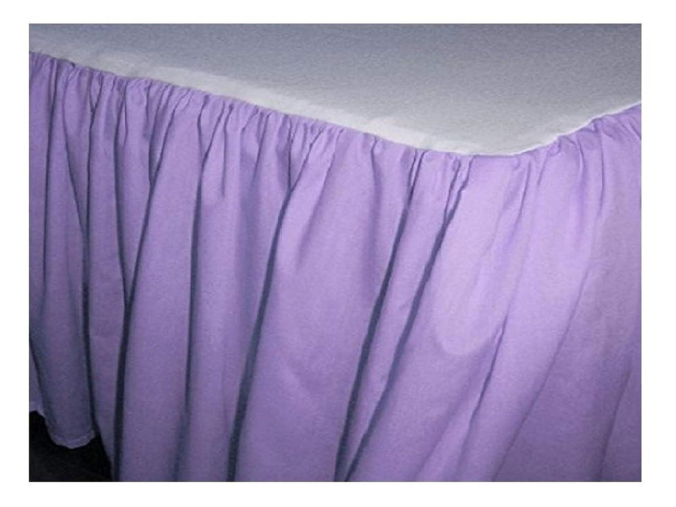 海峡ひも予言する減らすツインDaybedフリル付きベッド用フリル付きスカートDust 14?