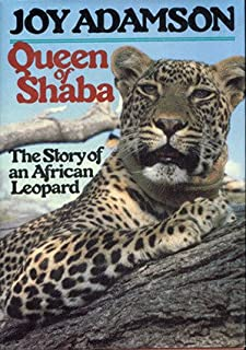 Queen of Shaba : The Story of an African Leopard