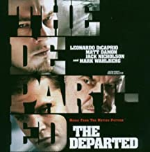 The Departed (Music From the Motion Picture) by The Beach Boys, The Rolling Stones, Badfinger, Dropkick Murphys, LaVern Baker, P Soundtrack edition (2006) Audio CD