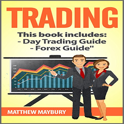 A Beginner's Guide to Day Trading - A Beginner's Guide to Forex audiobook cover art