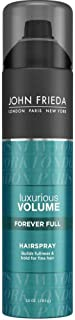 John Frieda Luxurious Volume Forever Full Hairspray 10 oz (Pack of 2)