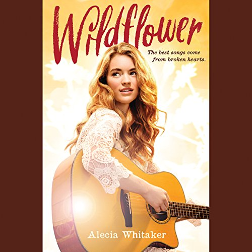 Wildflower audiobook cover art