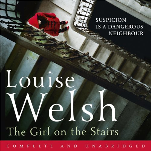 The Girl on the Stairs audiobook cover art