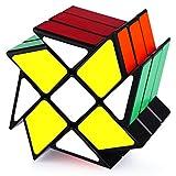 Maomaoyu Fenghuolun Cube Windmill Speed Cube 3D Puzzle Cube Velocidad Cubo Niños Juguetes Educativos
