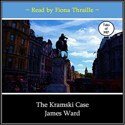 The Kramski Case audiobook cover art