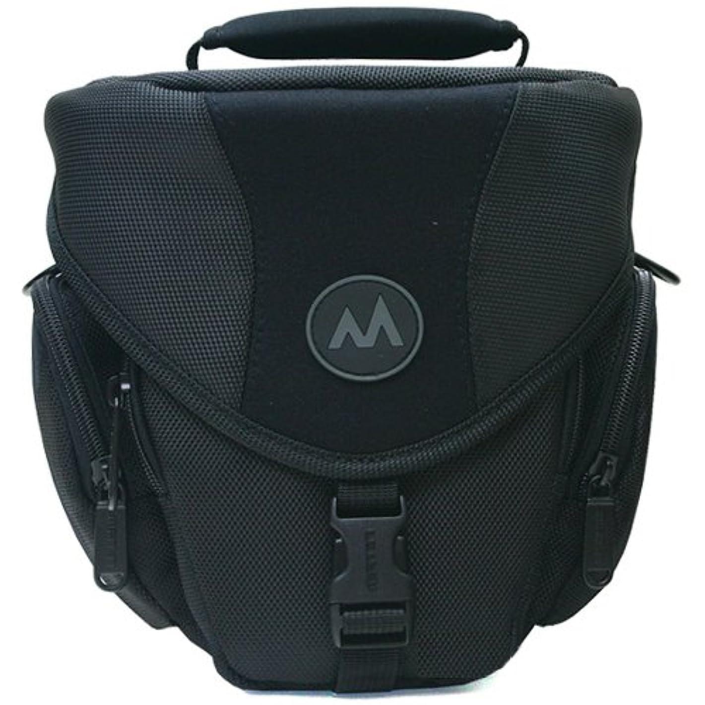 MATIN D-SLR RF Mirrorless Camera Lens Cushion Padded Action Zoom Shoulder Bag Case PONY-17