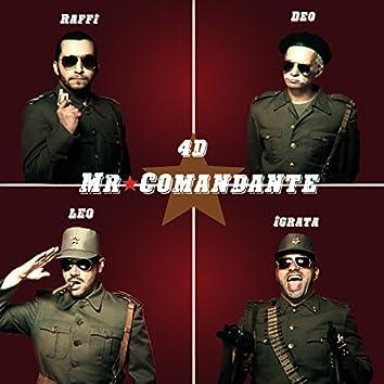 Mr. Comandante