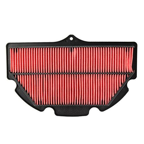 CALALEIE Motorrad Luftfilter Filterelement Für Suzuki GSX-R600 GSXR600 GSX-R750 GSXR750 Motorraddekorationsteile neu