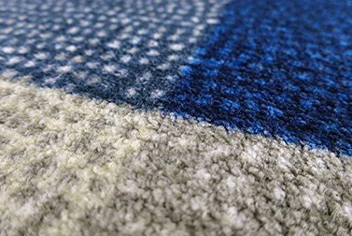 クリーンテックス ジャパン wash+dry薄型で丈夫な洗える玄関マット Lanas 75×120cm 1枚 [8250]