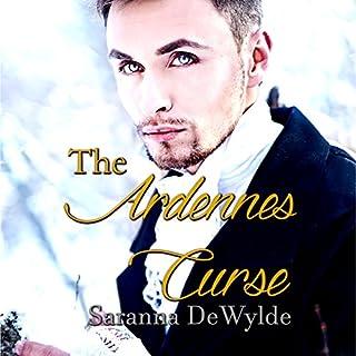 The Ardennes Curse audiobook cover art