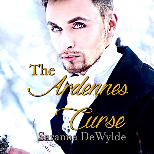 The Ardennes Curse audiobook cover art