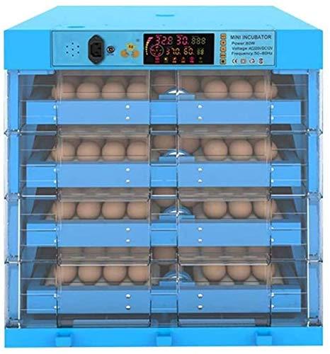 AJLDN Incubadora de Huevos, Digital Incubadora Automática de 256 Huev