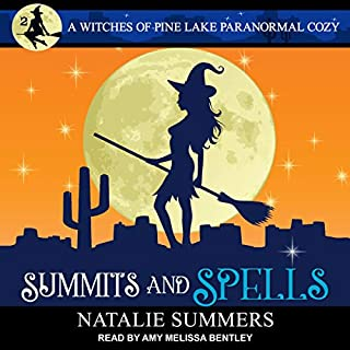Summits and Spells cover art