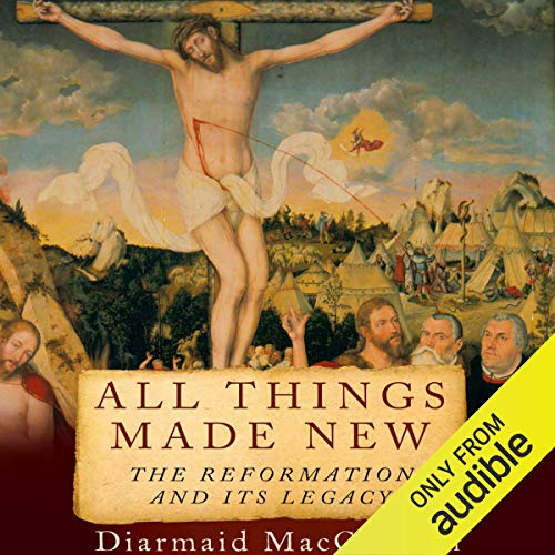 All Things Made New audiobook cover art