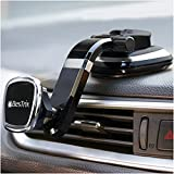 BESTRIX Phone Holder for Car, Magnetic Car Phone Mount   Dashboard Cell Phone Car Phone Holder Compatible with iPhone 12 11 Pro,Xr,Xs,XS MAX,XR,X, Galaxy S20 Note 20 Ultra & All Smartphones
