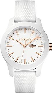 841d8d1e24 Lacoste Femme Analogique Classique Quartz Montres bracelet avec bracelet en  Silicone - 2000960