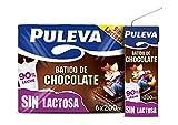 Puleva Batido de Chocolate sin Lactosa, 6 x 200ml