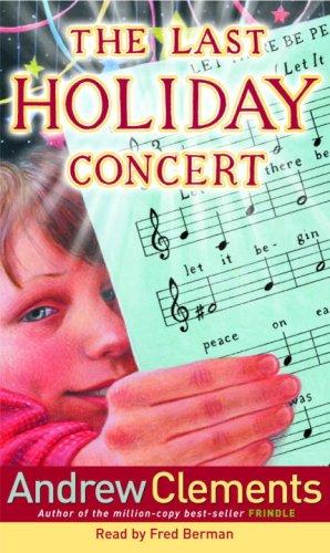 『The Last Holiday Concert』のカバーアート