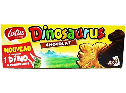 Lotus Dinosaurus au chocolat 225 g