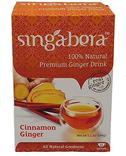 Singabera Cinnamon Ginger Drink