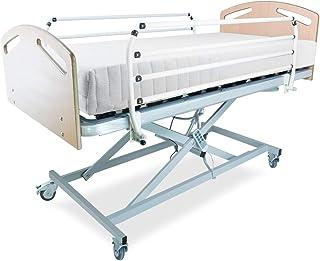 LTDM Cama Articulada Eléctrica con Carro Elevador | Colchón y Envío Incluido (105x190 colchón 24cm)