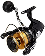 The Socorro saltwater spinning rod offers true durability to tackle nearly anything in the salt X-Ship technology provides improved gear durability and eliminates friction between the spool shaft and gear enhancing the casting performance and allowin...