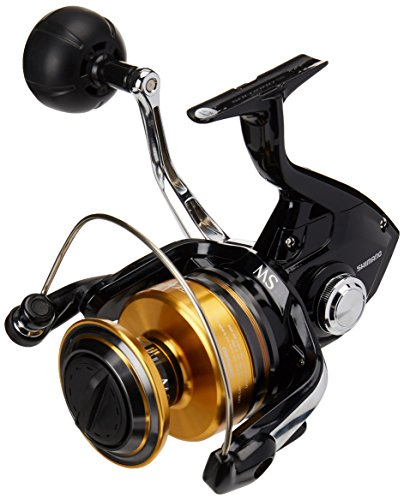 Shimano Socorro 6000F SW Offshore Spinning Fishing Reel