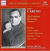 Enrico Caruso Vol.5