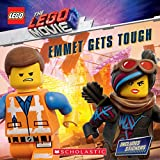 Emmet Gets Tough: The Lego Movie 2: Storybook With Stickers