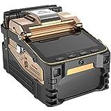 VEVOR Empalmador de Fibra Óptica, AI-8 Máquina de Empalme Fusionadora de Fibra Óptica para SM (G.652 G.657); MM (G.651); DS (G.657); NZDS (G.655), Adecuado para Proyectos e Investigaciones